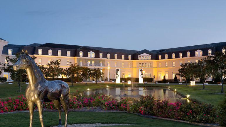 Отель Dolce Chantilly. Фото dolcechantilly