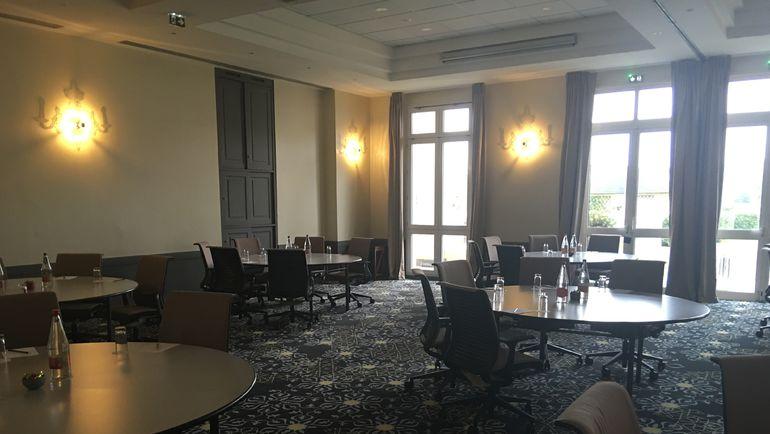 """Отель Dolce Chantilly. Фото Дмитрий СИМОНОВ, """"СЭ"""""""
