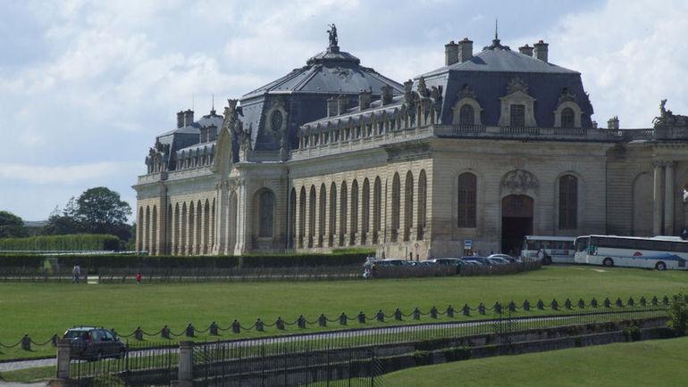 Большие конюшни замка Шантийи. Фото wikipedia.org