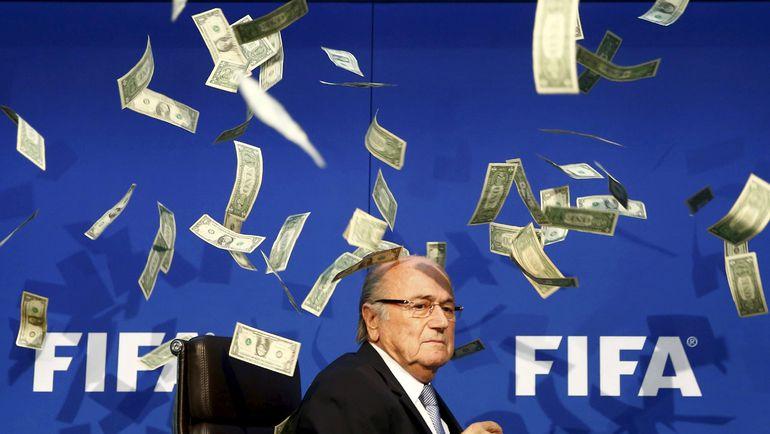 """В том числе и """"дело Босмана"""" сделало ФИФА одной из самых богатых организаций мира. Фото REUTERS"""