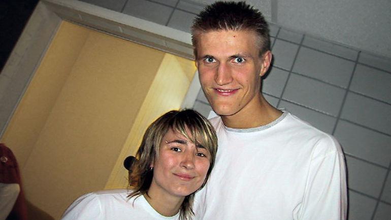 ЗЕМФИРА и лучший в истории России баскетболист Андрей КИРИЛЕНКО, возглавляющий сейчас РФБ.