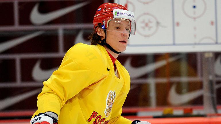Александр СЕМИН. Фото Владимир БЕЗЗУБОВ, photo.khl.ru