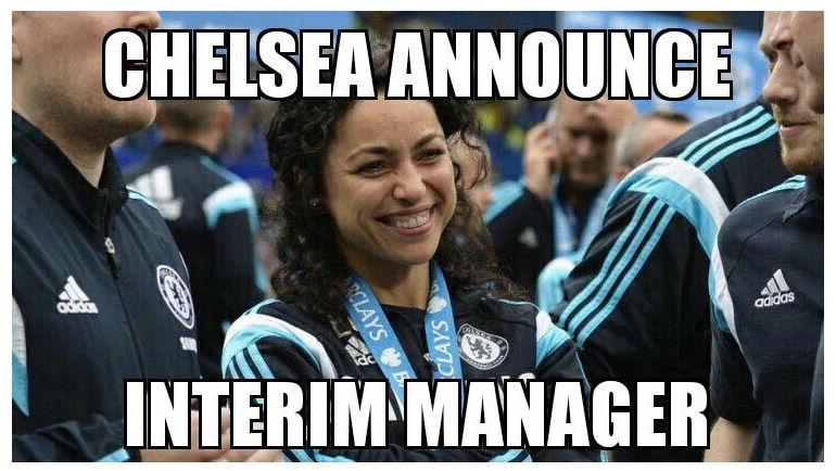 """""""Челси"""" сообщил об и. о. главного тренера."""