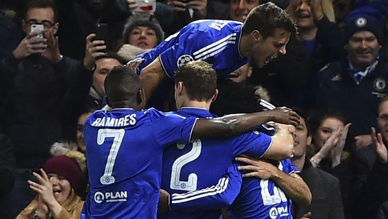 """""""Челси"""" одержит победу над """"Сандерлендом"""" после отставки Жозе Моуринью. Фото AFP"""