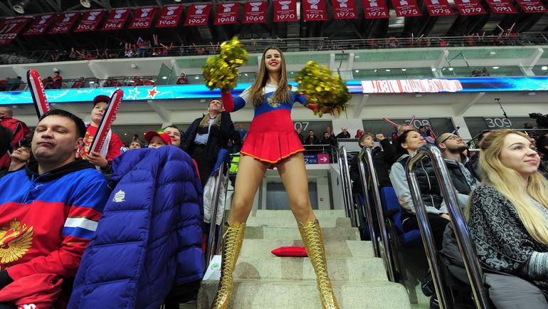 На чемпионате мира будет все весело и со вкусом. Фото Александр ФЕДОРОВ, «СЭ»