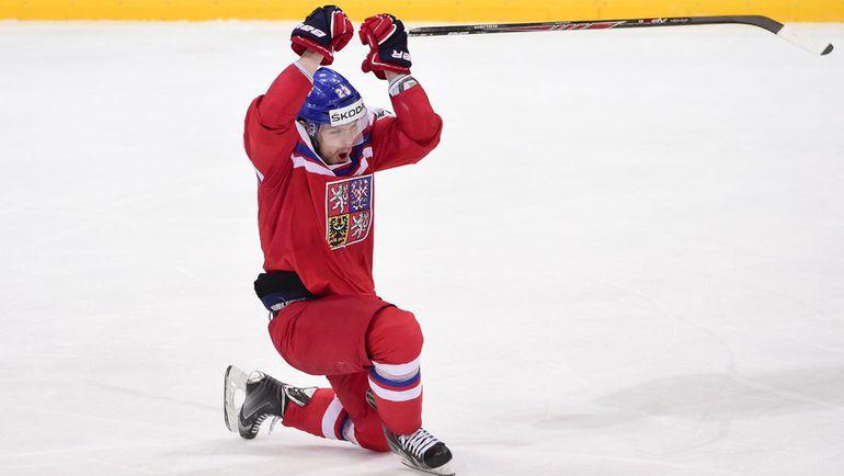 Ондржей НЕМЕЦ. Фото AFP