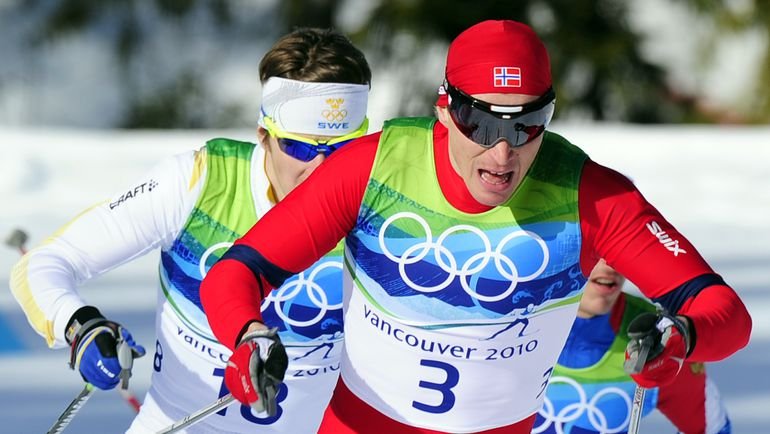 17 февраля 2010. Александр ПАНЖИНСКИЙ. Фото AFP