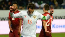 Капитан сборной России Роман ШИРОКОВ, судя по всему, проведет остаток сезона на скамейке запасных