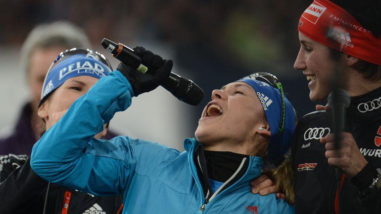 Магдалена НОЙНЕР. Фото AFP
