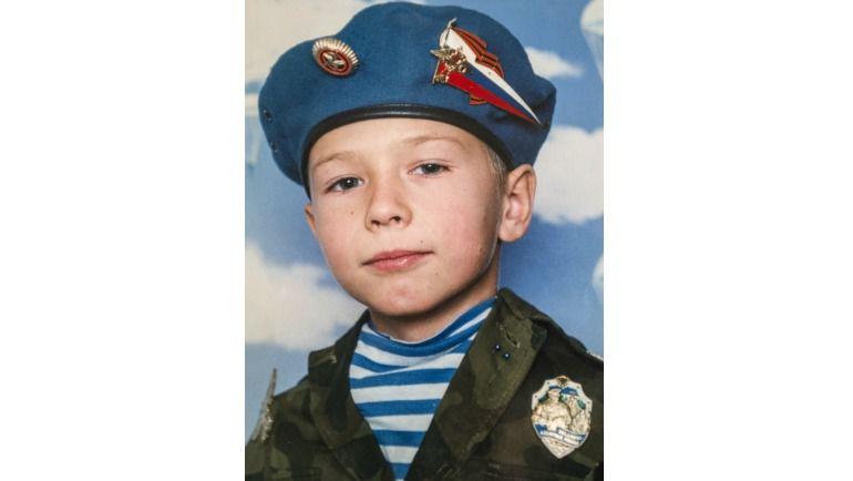 Павел КУЛИЖНИКОВ в детстве... Фото из архива Павла Кулижникова