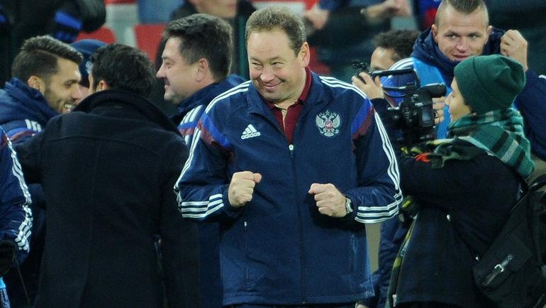 Леонид СЛУЦКИЙ. Фото Алексей ИВАНОВ, «СЭ»