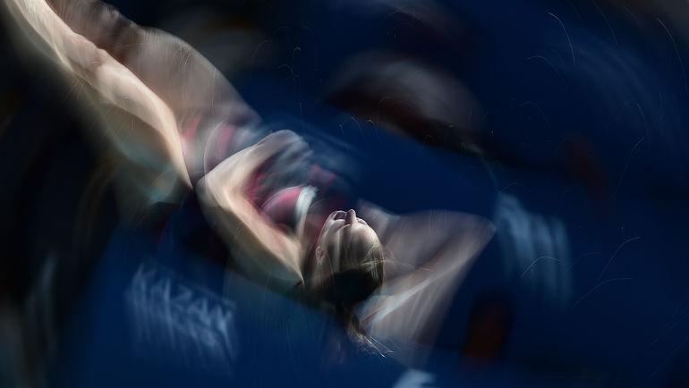 Казань: чемпионат мира по водным видам спорта. Фото Александр ФЕДОРОВ, «СЭ»