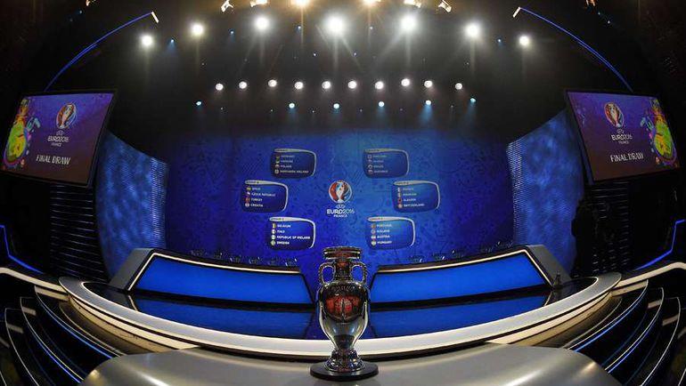 Euro-2016: 6 групп. Фото AFP