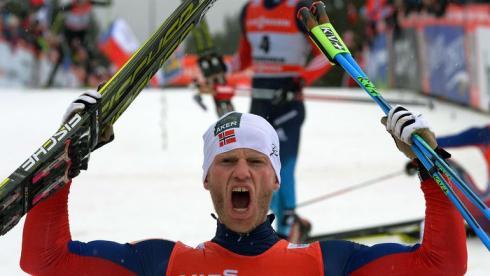 Тур де Ски-2016: Нортуг надеется на прорыв россиян