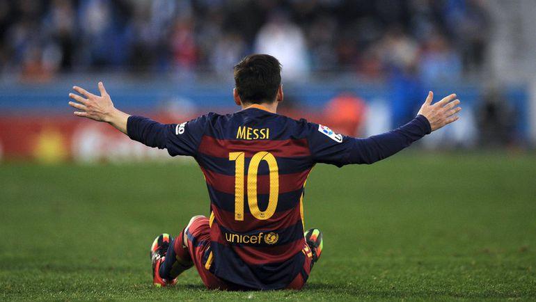 """Суббота. Корнелья-де-Льобрегат. """"Эспаньол"""" – """"Барселона"""" – 0:0. Лиональ МЕССИ."""