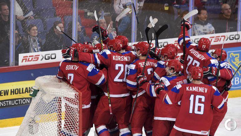 Понедельник. Хельсинки. Россия - США - 2:1. Есть финал!