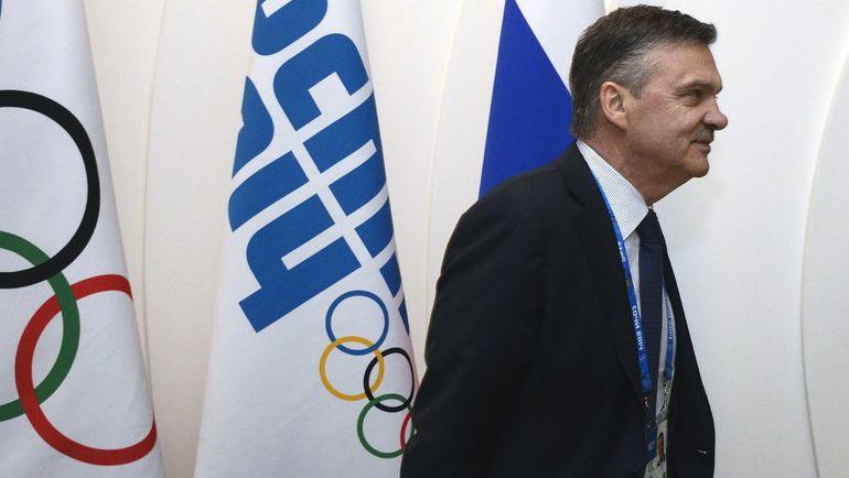 Рене ФАЗЕЛЬ в олимпийском Сочи. Фото AFP