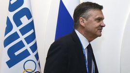 Рене ФАЗЕЛЬ в олимпийском Сочи.