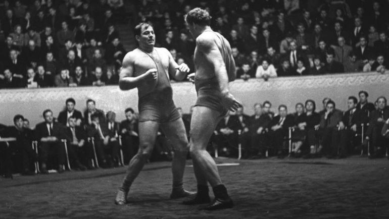 Анатолий РОЩИН (слева). Фото Анатолий БОЧИНИН