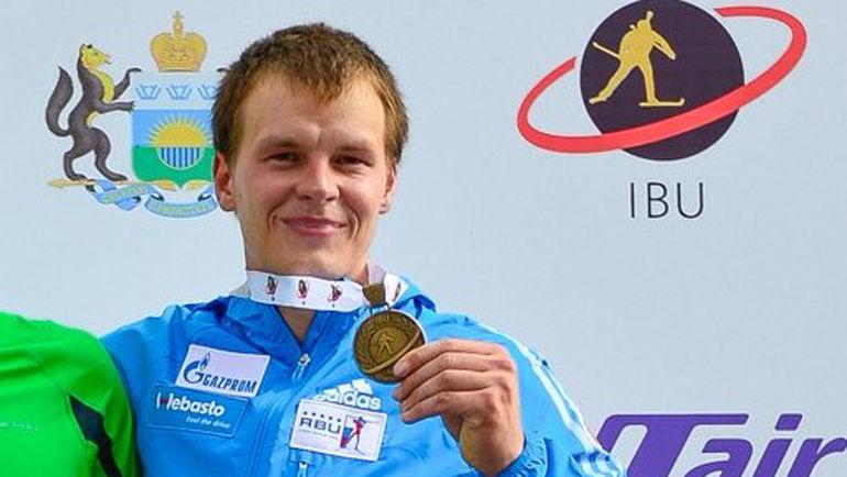Матвей ЕЛИСЕЕВ. Фото zelsport.ru