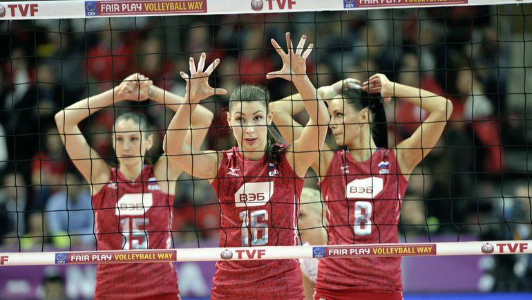 Пятница. Анкара. Турция - Россия - 1:3. Команда Юрия Маричева показала волейбол близкий к идеальному. Фото FIVB
