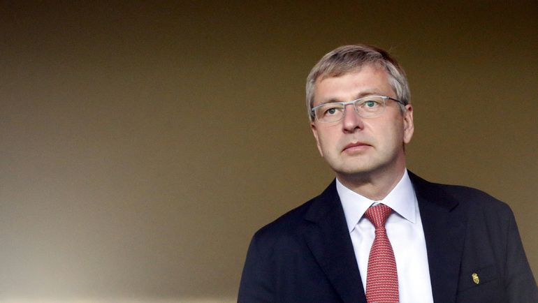 """Президент """"Монако"""" Дмитрий РЫБОЛОВЛЕВ. Фото Reuters"""