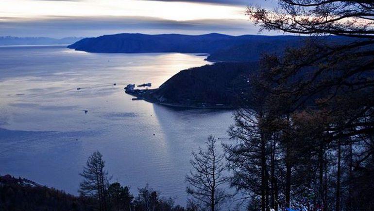 Озеро Байкал. Фото www.facebook.com