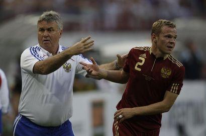 Поражение от аргентинцев не отразилось на положении России в рейтинге ФИФА Фото «СЭ»
