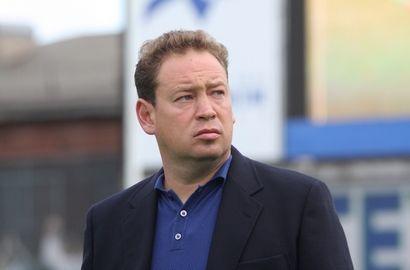 Леонид Слуцкий - новый главный тренер ЦСКА Фото «СЭ»