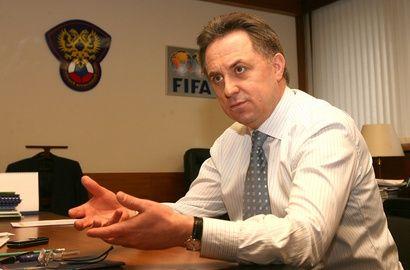 Мутко уходит в отставку с поста президента РФС Фото «СЭ»