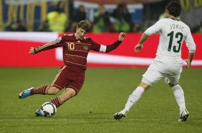 Россия опустилась на 13-е место  в рейтинге ФИФА Фото «СЭ»