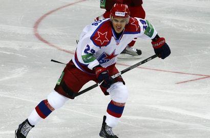 Никита Филатов - лучший новичок недели в КХЛ Фото «СЭ»