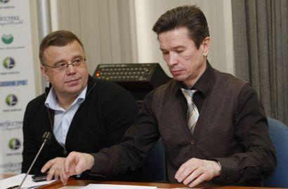 Быков назвал окончательный состав  на Кубок Первого канала Фото «СЭ»