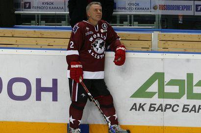 Фетисов готов вернуться! Фото «СЭ»