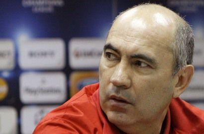"""Курбан Бердыев уверен: """"Рубин"""" способен выиграть Лигу Европы Фото «СЭ»"""