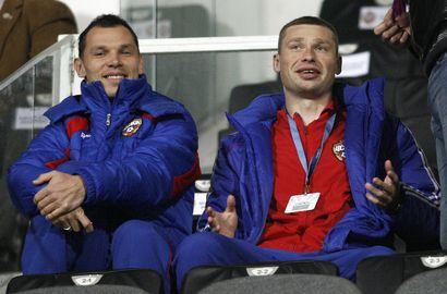 Игнашевич и Березуцкий уже отбыли дисквалификацию Фото «СЭ»