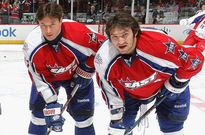 Овечкин вошел в символическую пятерку НХЛ  по итогам десятилетия Фото «СЭ»