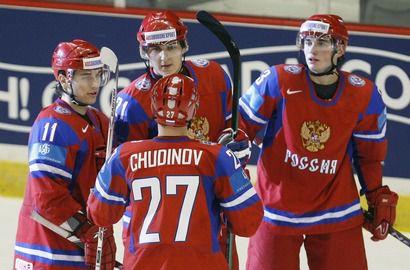 Россияне на старте ЧМ забросили шесть шайб, канадцы - 16 Фото «СЭ»