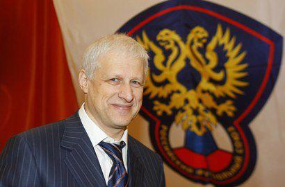 Фурсенко - новый президент РФС Фото «СЭ»