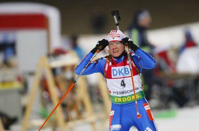Яна Романова выиграла спринт Фото «СЭ»