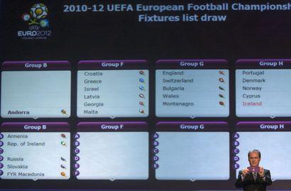 Борьбу за путевку на Euro-2012 сборная России начнет в Андорре Фото «СЭ»