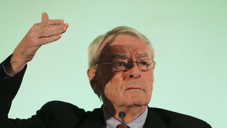 Четверг. Мюнхен. Основатель ВАДА и глава независимой комиссии Ричард ПАУНД. Фото REUTERS