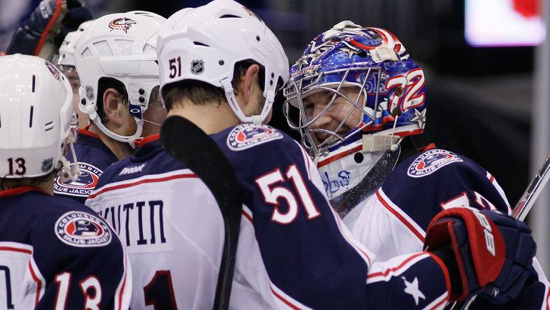 Федор ТЮТИН и Сергей БОБРОВСКИЙ. Фото Reuters