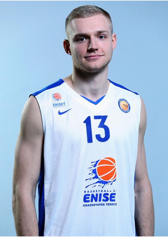 Денис ЗАХАРОВ. Фото basket-enisey.ru