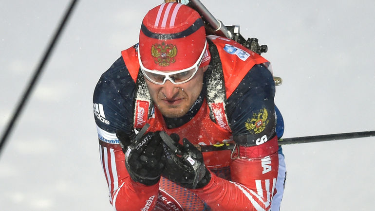 Суббота. Рупольдинг. Евгений ГАРАНИЧЕВ. Фото AFP