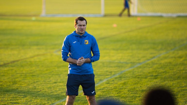Дмитрий КИРИЧЕНКО. Фото www.fc-rostov.ru