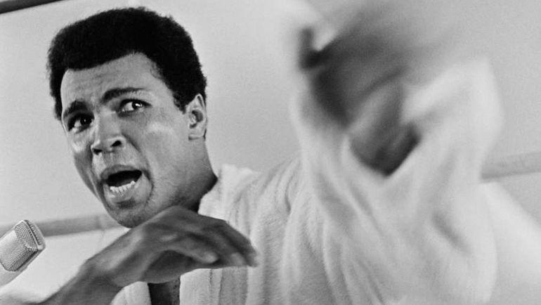 1974 год. Мохаммед АЛИ. Фото AFP