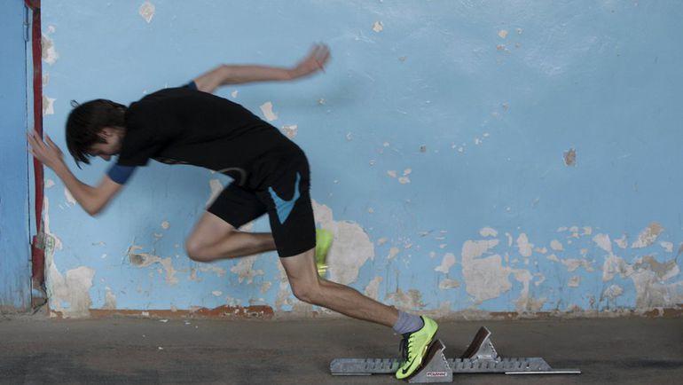 Судьба легкоатлетов по-прежнему туманна. Фото REUTERS
