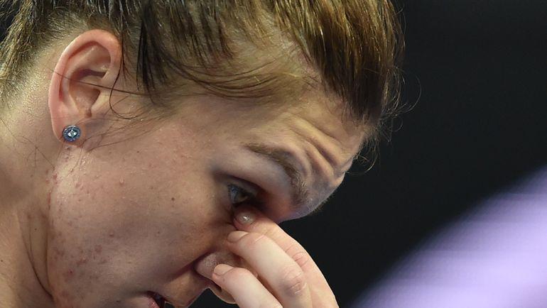 Симона ХАЛЕП. Фото AFP