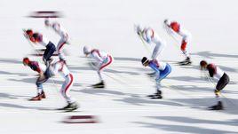 Современные лыжные гонки невозможно представить себе без дабл-полинга.